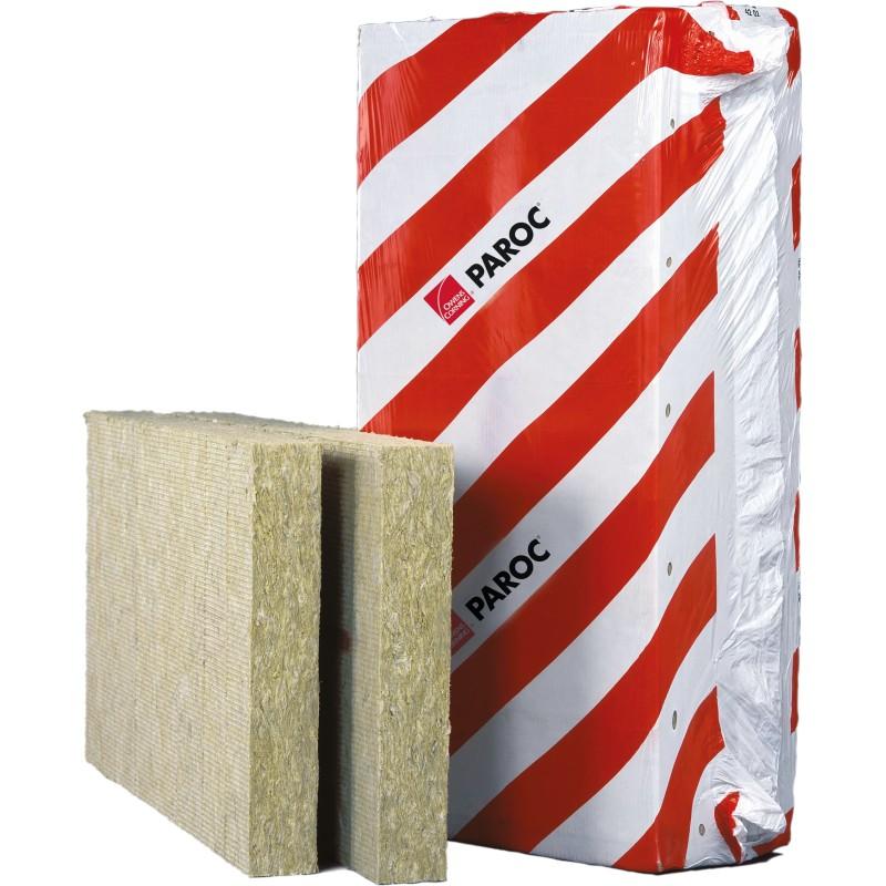 Tinkuojamų fasadų plokštės Paroc Linio 15 50x600x1200  4,32m²/0,216m³