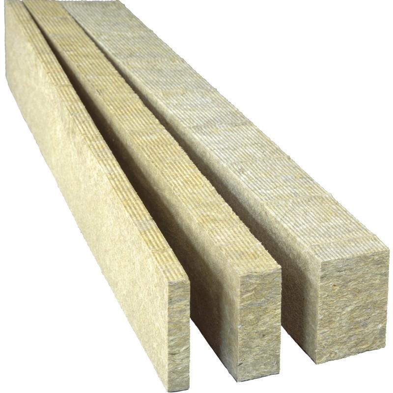 Tinkuojamų fasadų plokštės Paroc Linio 80 300x200x1200  0,72m²/0,216m³