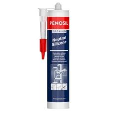 Neutralus silikoninis hermetikas Penosil Premium Neutral Silicone (baltas)