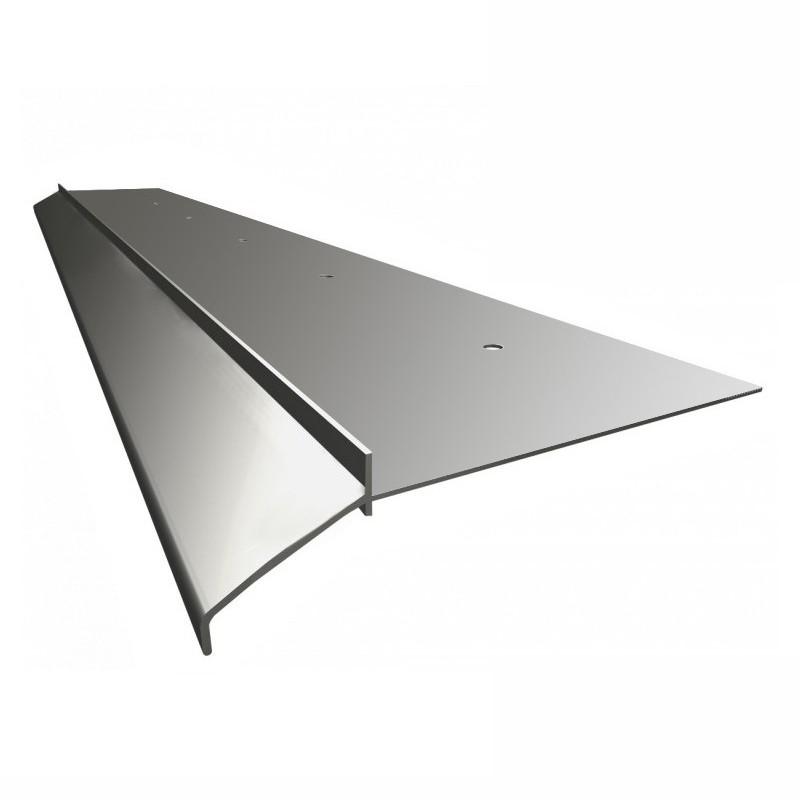 Renoplast terasų ir balkonų užbaigimo profilis epoksidinėms grindų dangoms K10