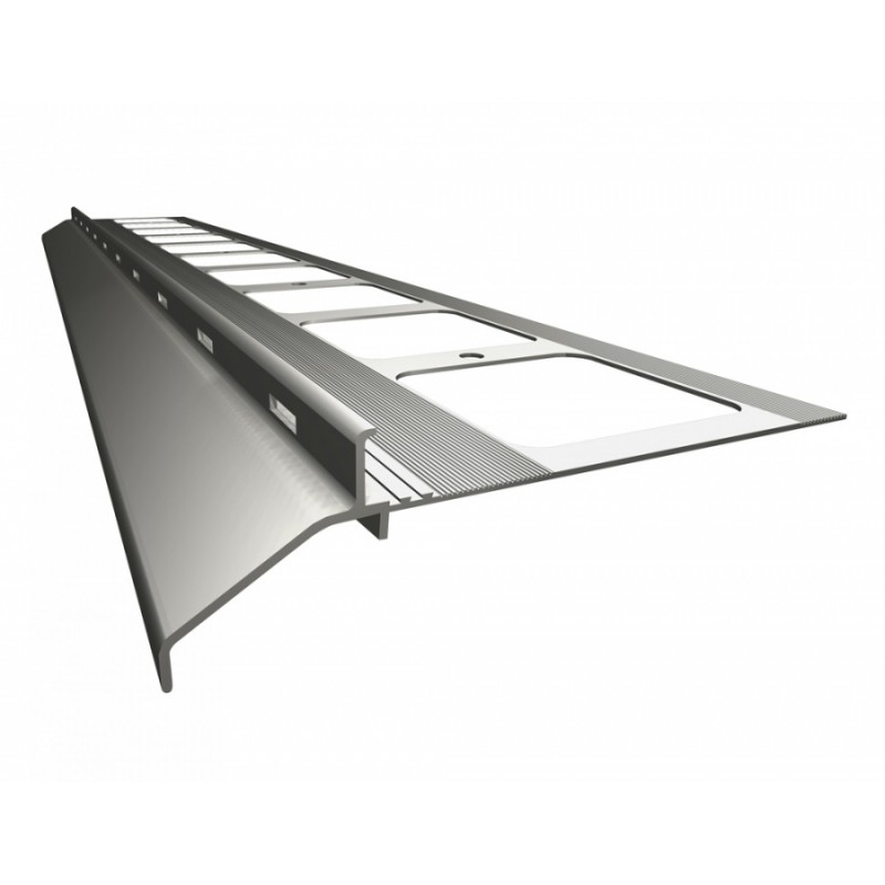 Renoplast terasų ir balkonų užbaigimo profilis epoksidinėms grindų dangoms K20