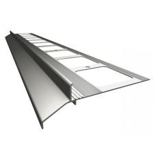 Renoplast terasų ir balkonų užbaigimo profilis kereminių plytelių gindų dangai K30