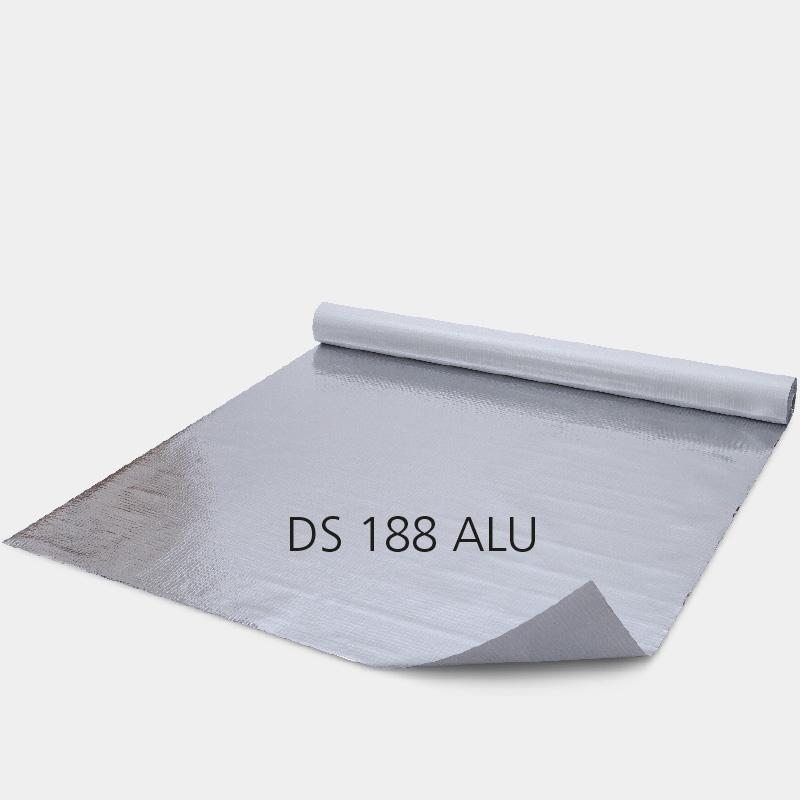 Riwega aliuminizuota garo izoliacinė plėvelė DS 188 ALU 170 g/m²