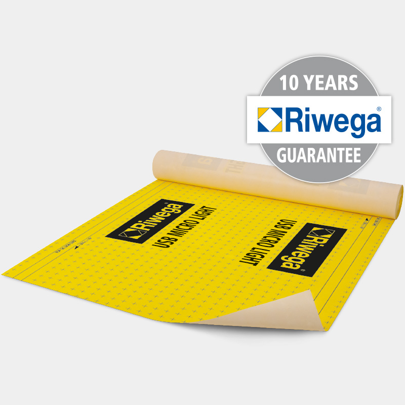 Riwega garo izoliacinė plėvelė USB Micro Light 120 g/m²