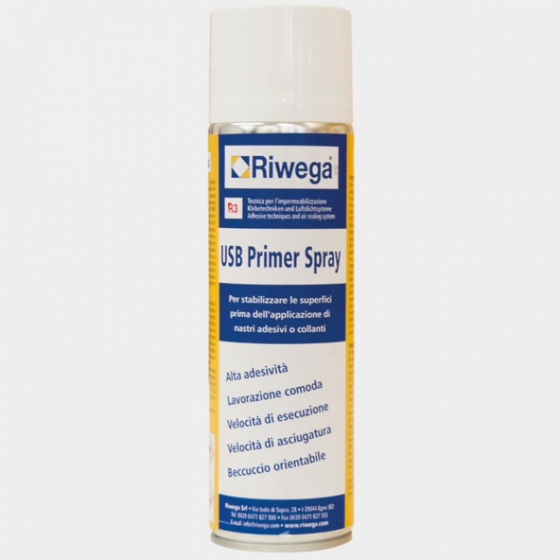 Riwega purškiamas gruntas USB Primer Spray 500ml