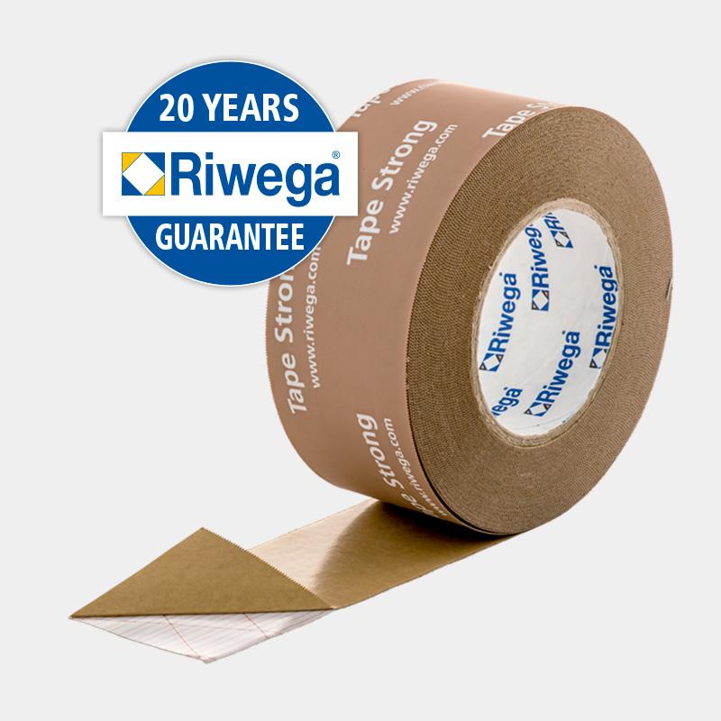 Riwega lipni išorės juosta USB Tape Strong 60mm x 25,0m