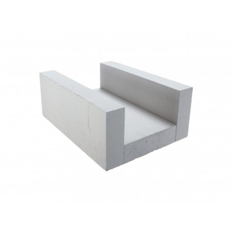 U formos akytojo betono blokeliai Roclite U-200