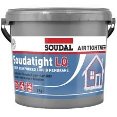 Garoizoliacinė mastika Soudal Soudatight LQ 4,5kg