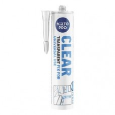 Hermetikas KILTOFIX CLEAR 290 ml