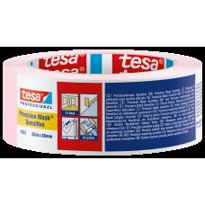 Dažymo juosta Tesa Precision Mask Sensitive 38mmx50m, jautriems paviršiams
