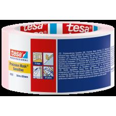 Dažymo juosta Tesa Precision Mask Sensitive 50mmx50m, jautriems paviršiams