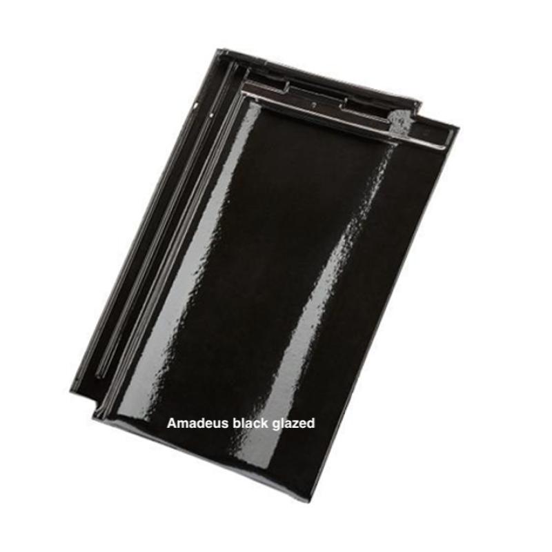 Tondach Stodo 12 Amadeus black glazed