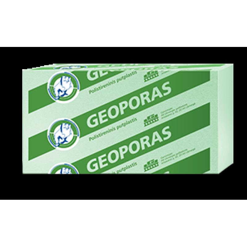 Polistireninis putplastis Geoporas EPS 100, nefrezuotas