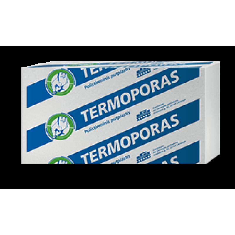 Polistireninis putplastis Termoporas EPS 80, nefrezuotas