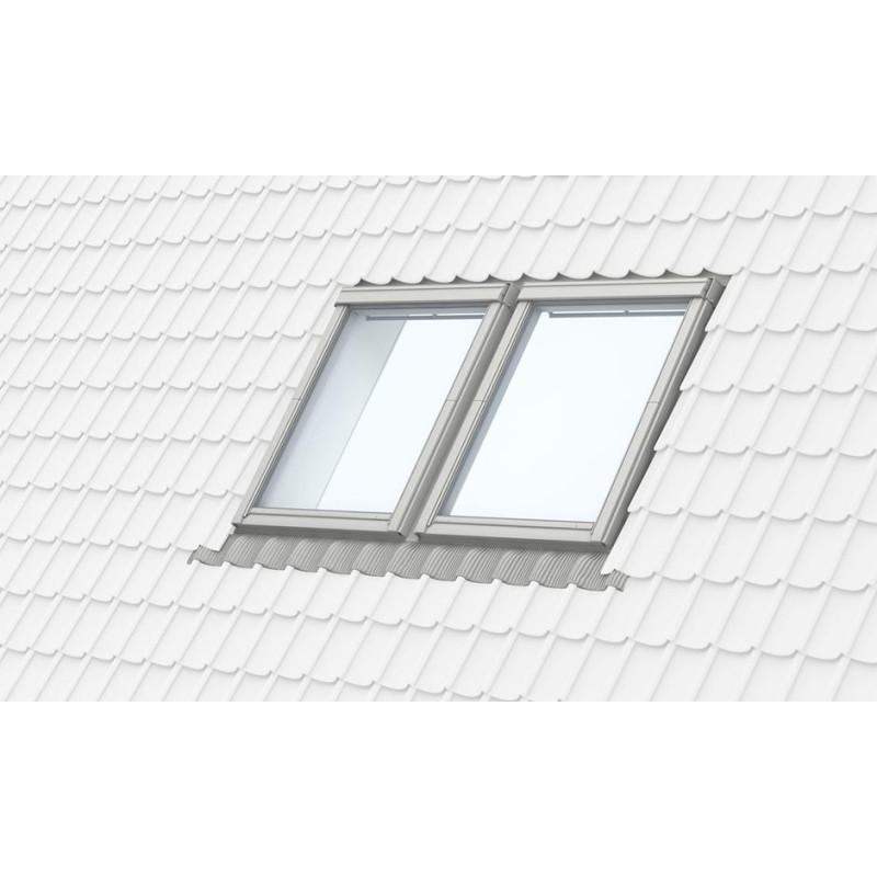 Velux EKW 0021 montavimo tarpinė sugrupuotiems langams