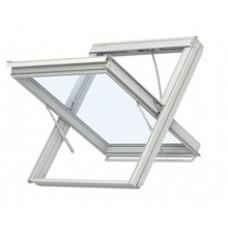 Velux GGU 006640 poliuretanu dengtas dūmų šalinimo stogo langas