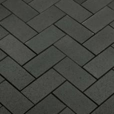 Aseri klinkerinės grindnio trinkelės STT Grafit Kare 200x100x45