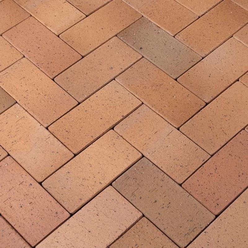 Penter klinkerinės grindnio trinkelės Cottbus 200x100x52