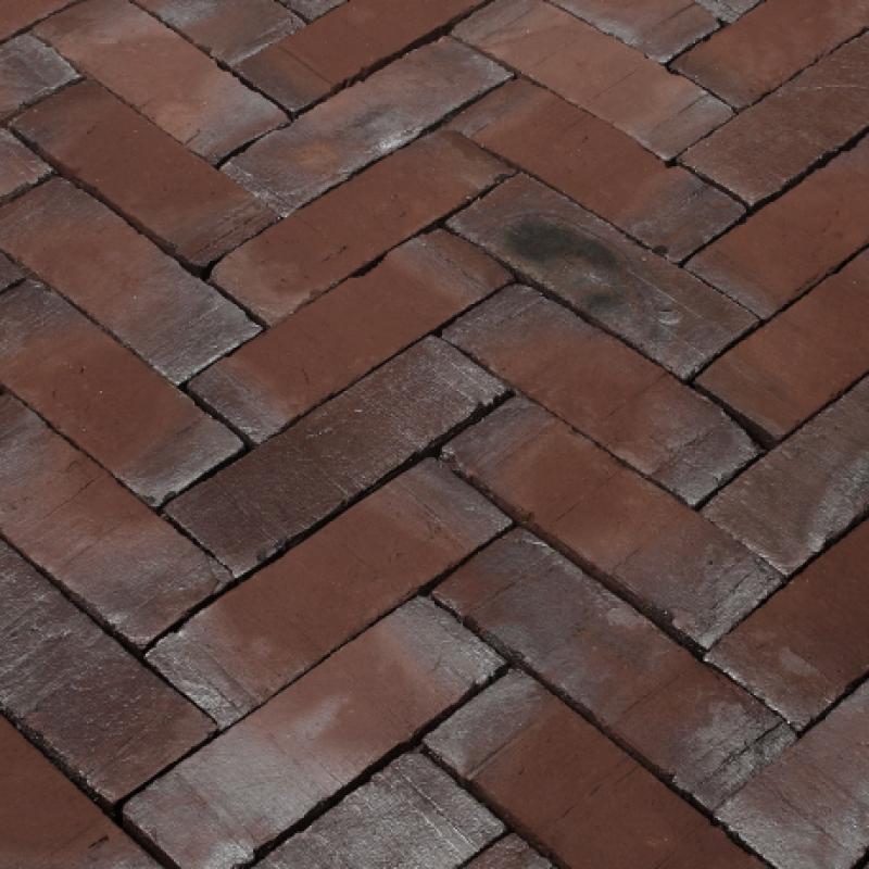 Penter klinkerinės grindnio trinkelės Juist 210x50x70