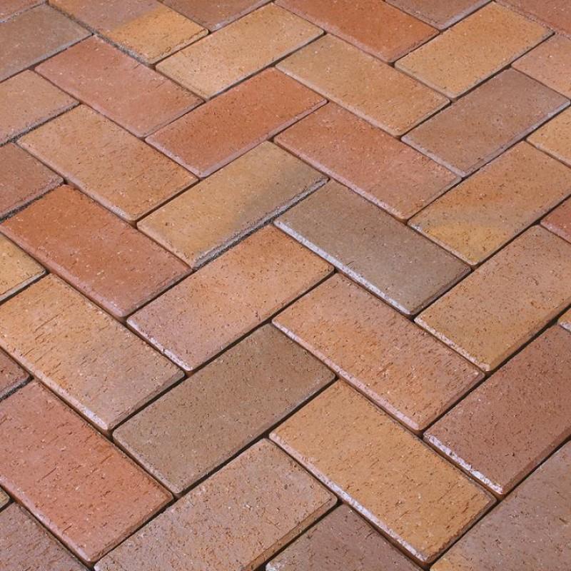 Penter klinkerinės grindnio trinkelės Florenz bunt 200x100x45