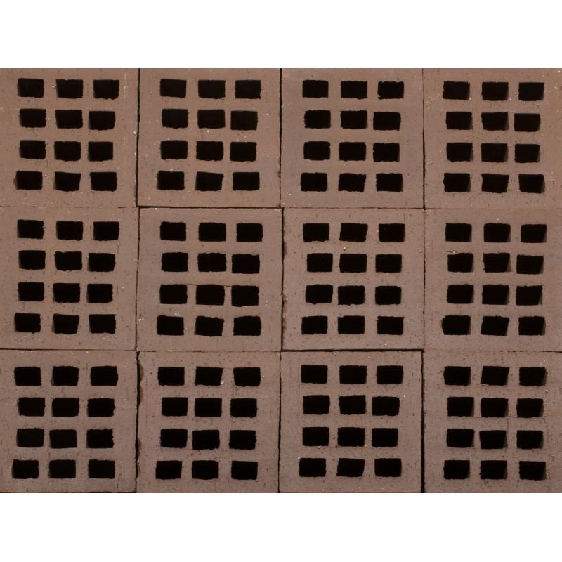 Aseri ažūrinės klinkerinės grindnio trinkelės SAT Terra 240x170x70